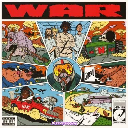 DOWNLOAD EP: Jasiah - War [Zip File]