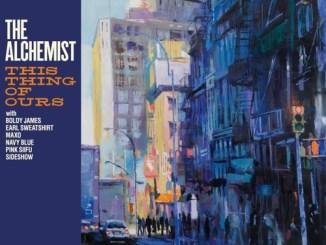 The Alchemist - Loose Change (Instrumental) Mp3 Download