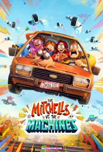DOWNLOAD Movie: The Mitchells vs. the Machines (2021)