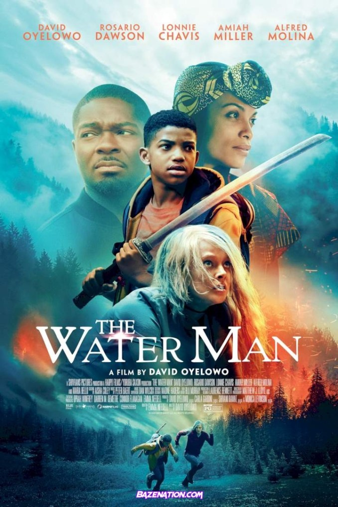 DOWNLOAD Movie: The Water Man (2021)