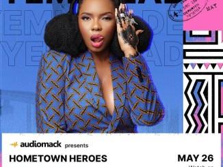 Yemi Alade – True Love (Hometown Heroes Version) Mp3 Download