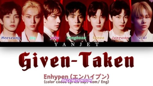 ENHYPEN (엔하이픈) - 'Given-Taken [Japanese Ver.] Mp3 Download