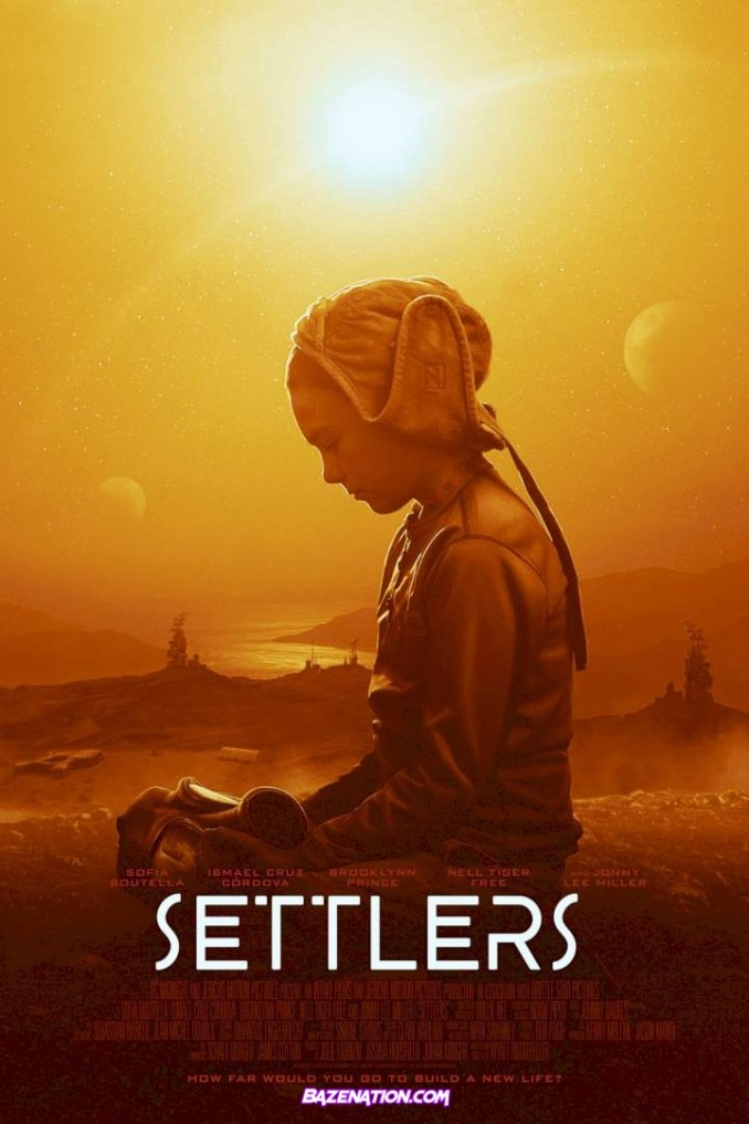 DOWNLOAD Movie: Settlers (2021) MP4