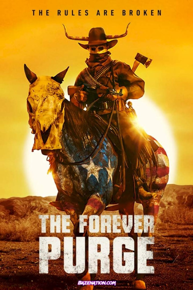DOWNLOAD Movie: The Forever Purge (2021)