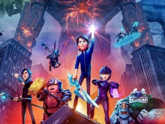 DOWNLOAD Movie: Trollhunters: Rise of the Titans (2021) MP4
