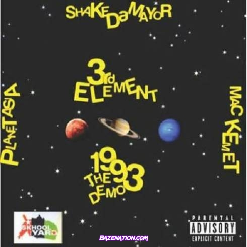 3rd Element, Planet Asia, Shake da Mayor & Mac Kemet - 1993: The Demo Download EP Zip