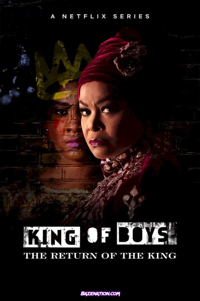 DOWNLOAD King of Boys: The Return of the King Season 1 Episode 1 MP4
