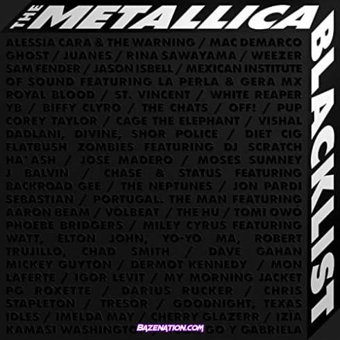 Metallica and Various Artists – The Metallica Blacklist Download Album Zip