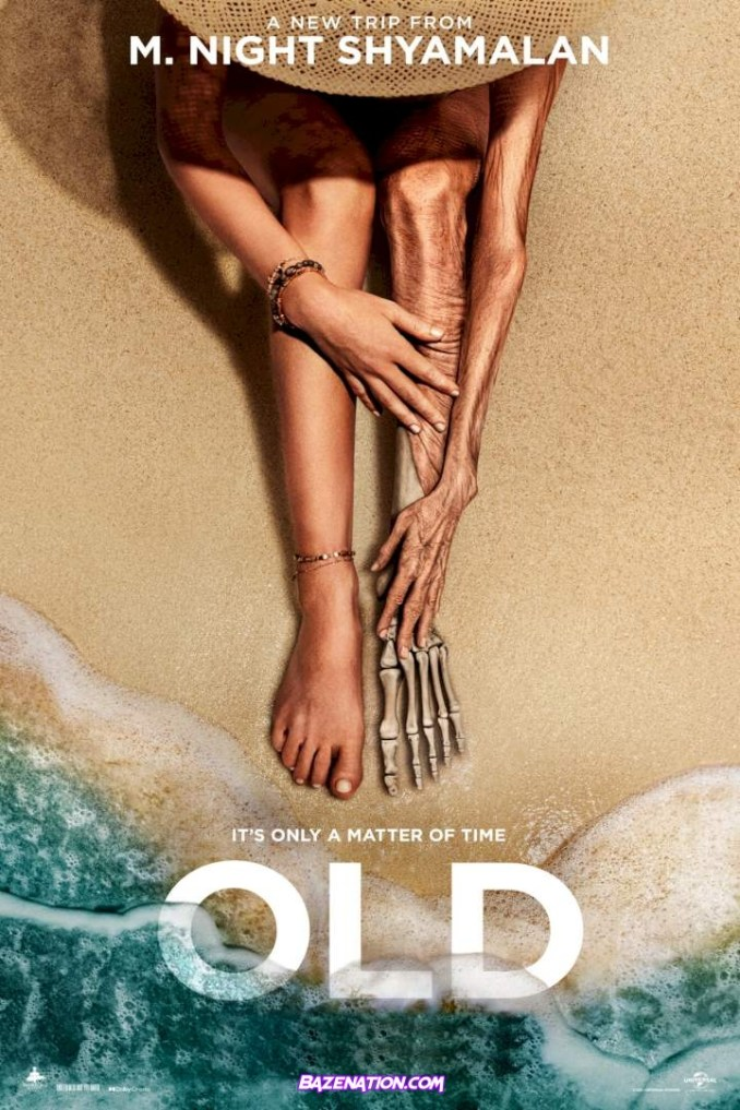 DOWNLOAD Movie: Old (2021) [HC-HDRip] MP4