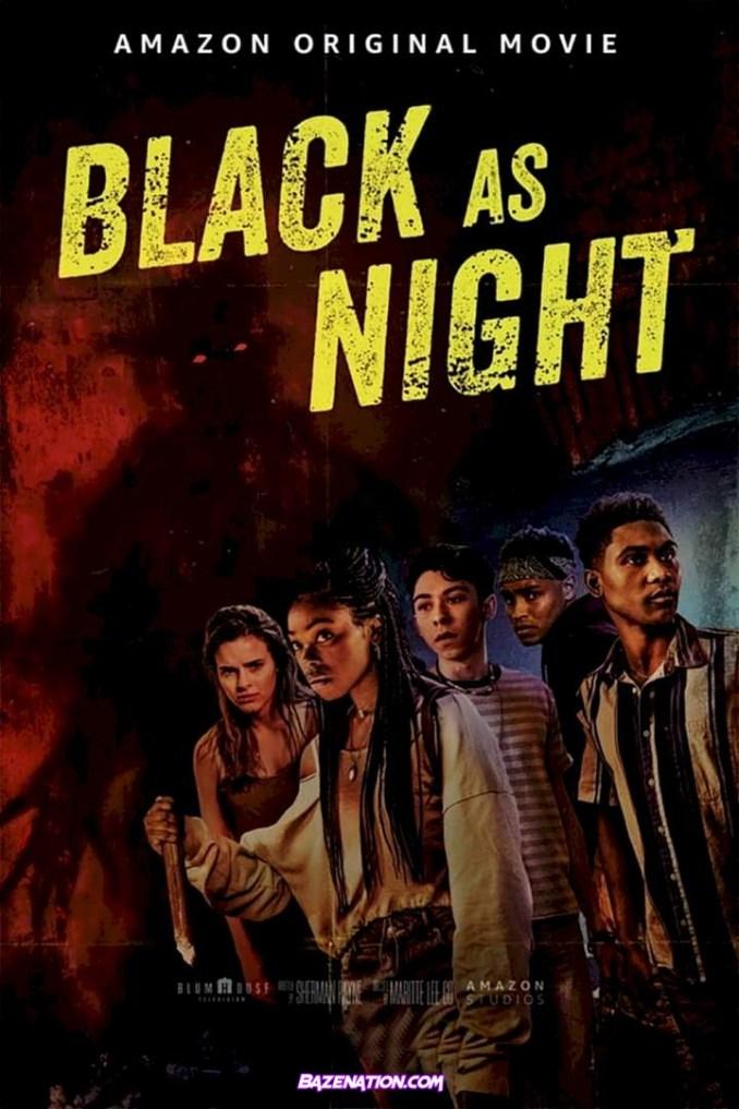 DOWNLOAD Movie: Black as Night (2021) MP4
