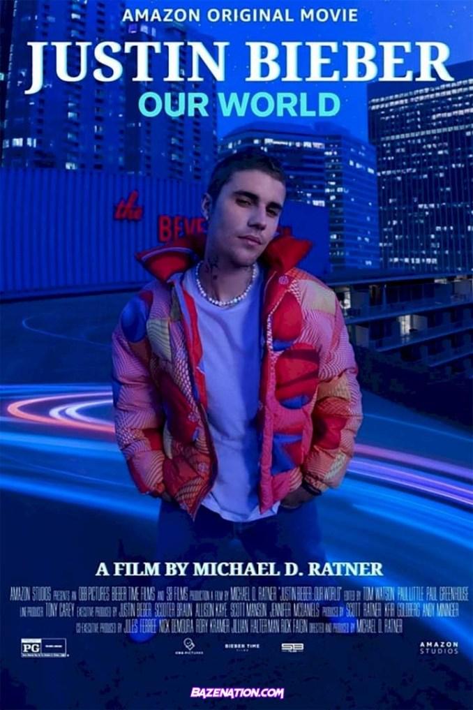 DOWNLOAD Movie: Justin Bieber: Our World (2021) MP4