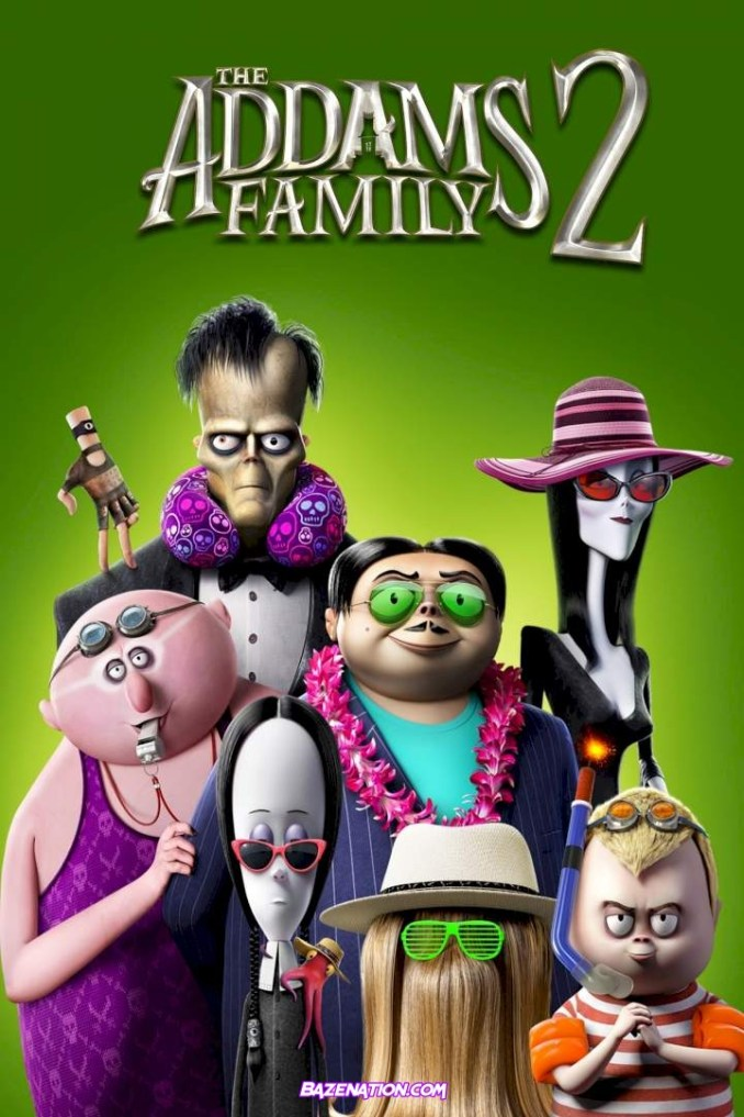 DOWNLOAD Movie: The Addams Family 2 (2021) MP4