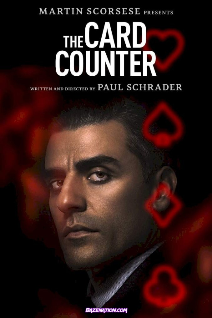 DOWNLOAD Movie: The Card Counter (2021) MP4