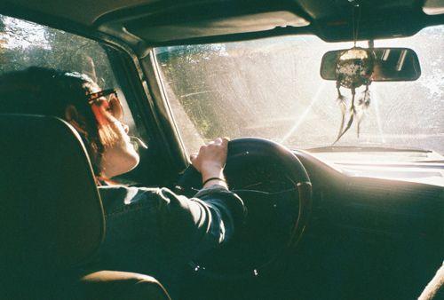 doroga avto - осеннее путешествие