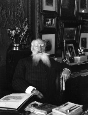 Скульптор А.М. Опекушин ок. 1908 г.