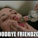 GOODBYE FRIENDZONE