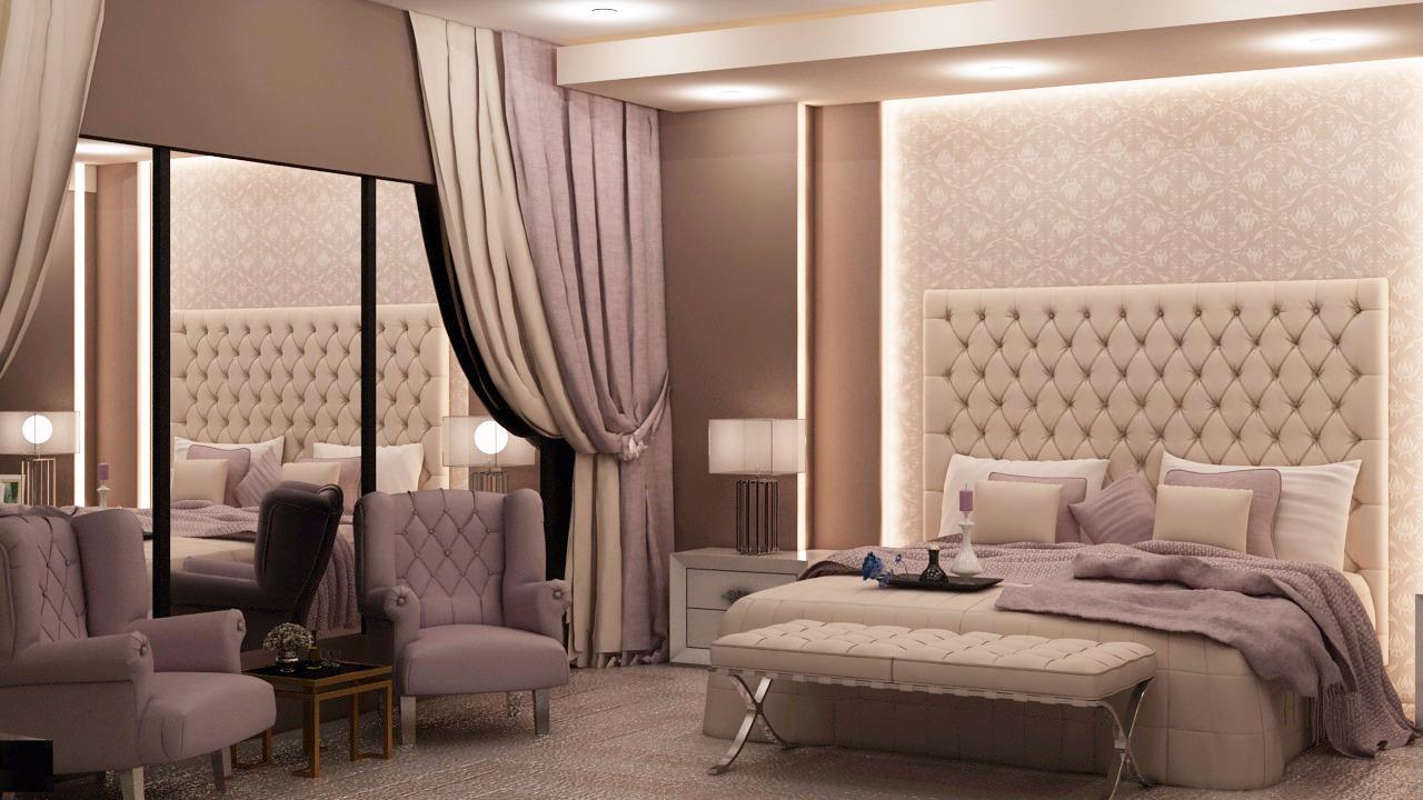غرف نوم كلاسيك   بازار للتصميم الداخلى والديكور