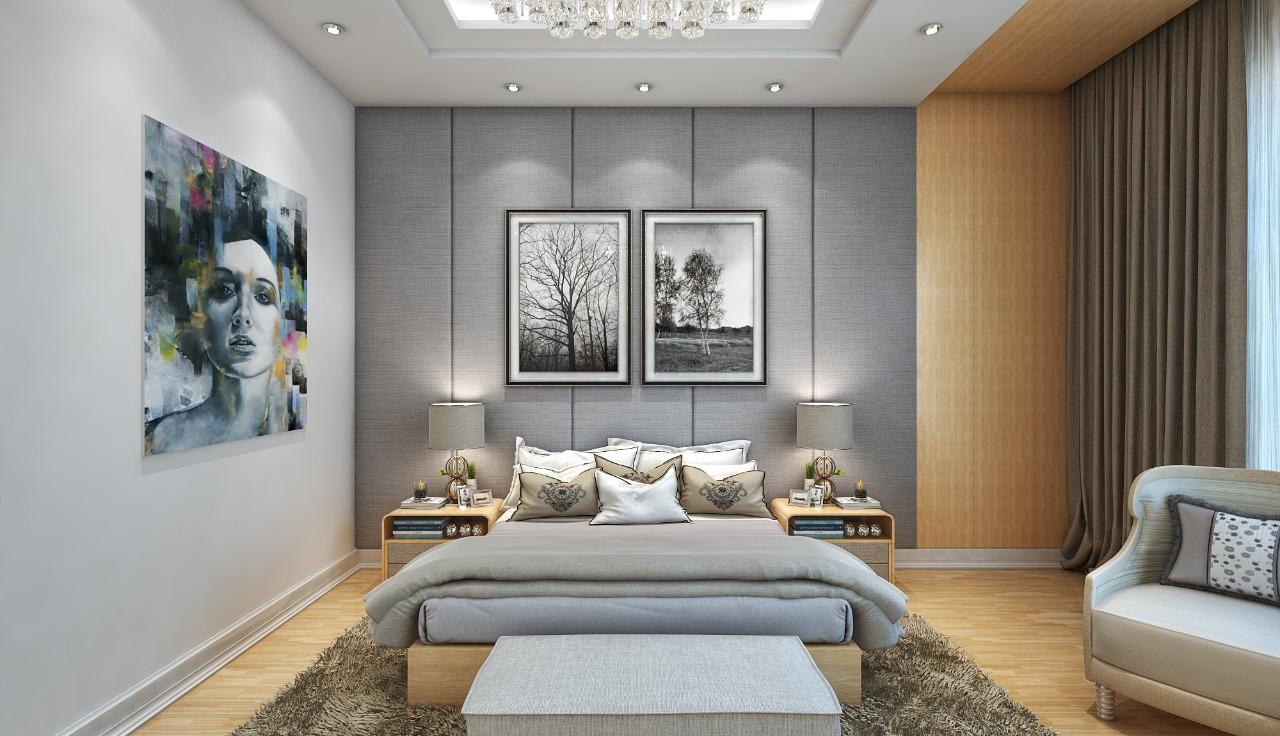 تصميم غرف نوم مودرن   بازار للتصميم الداخلى والديكور