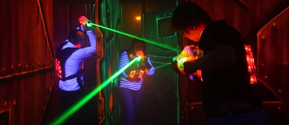 Laser game : le jeu à la mode qui attise les convoitises