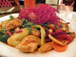 Cuisine authentique chinoise