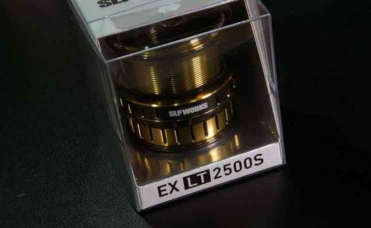 ダイワ SLPW EX LTスプール 梱包