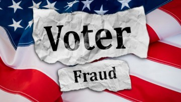 State Police Raid Democrat Group For Evidence Of VOTER FRAUD