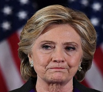 Hillary Was Inconsolable After Losing The Election To Trump: She Couldn't Stop Crying