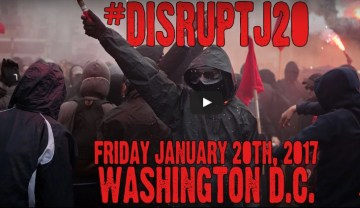 Radical Activists & Anarchists Plan 'Non-Peaceful' Action At Trump's Inauguration