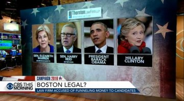 BREAKING: Clinton Campaign Has To Return Thousands In Donations Connected To Illegal Straw Donor Scheme