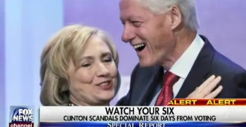 "Bret Baier: FBI Sources Believe Clinton Foundation Case Moving Towards ""Likely Indictment"""