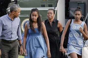 Obama Looks Forward To Decent Vacation After $85 Million In Family Travel