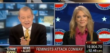 Ouch! Kellyanne Conway Slams Angry Feminists (Video)