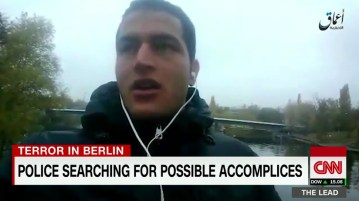 """Berlin Terrorist: """"By Allah's Will, We Will Slaughter You Pigs!"""" (Video)"""