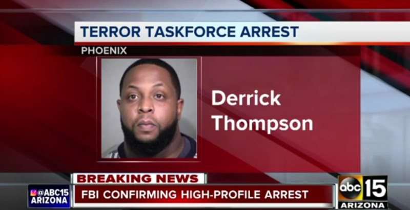 Muslim Arrested For Plotting ISIS Inspired Terrorist Attack On Christmas Eve In Phoenix