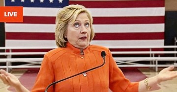 Great News! U.S. Appeals Court Revives Clinton Email Suit