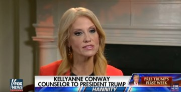 Kellyanne Conway Getting Secret Service Protection After Death Threats & Receiving Suspicious Package