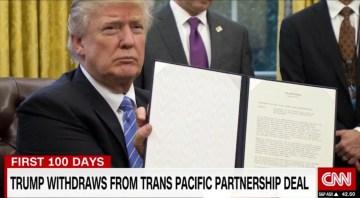 CNN Attacks Trump For Keeping Promises