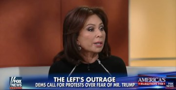 """'Justice' host Judge Jeanine speaks out. They made it clear on """"Face the Nation"""" this weekend that they plan to cause turmoil as possible."""