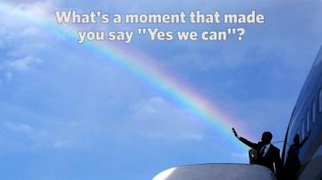 Hollywood Moonbats Give Obama Emotional Goodbye (Video)