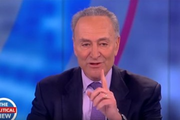 Chuck Schumer Caught Lying About Trump Again!