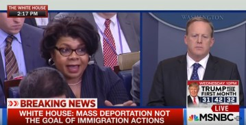 Veteran WH Correspondent Accuses President Trump Of Using Racist Language... Only One HUGE Problem!