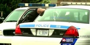 After Backlash Police Chief Removes 'Blue Lives Matter' Emblem From Police Cars
