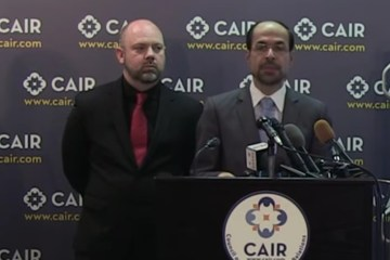 CAIR Chief Compares Muslims In The U.S. To Jews During Holocaust
