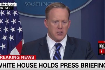 Sean Spicer Scolds White House Reporter For Defending Evelyn Farkas (Video)