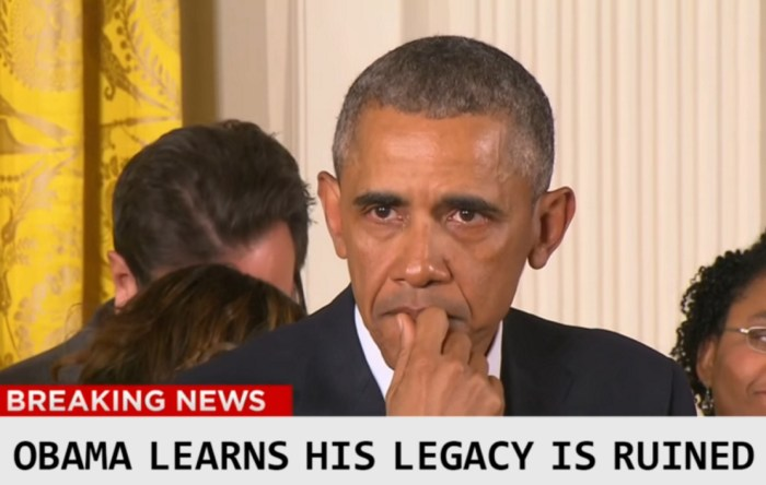 Obama Is The BIGGEST LOSER: Most Destructive Leader of Any Political Party Since World War II