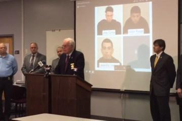 Sheriff: Suspects In Death Of Roanoke Teen Are Illegal Alien MS-13 Gang Members