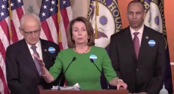 """Pelosi's Unhinged Rant Attack Against Ivanka: """"We're Not Here To Talk About The President's Family, But The Fact Is…"""" (Video)"""