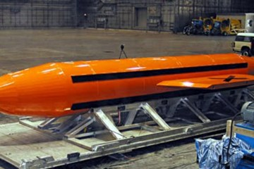 "BREAKING: U.S. Drops ""Mother Of All Bombs"" On ISIS"