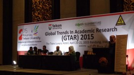 International Conference: Global Trends on Academic Research 2015