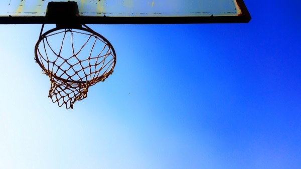 Directions to make a Basketball hoop net
